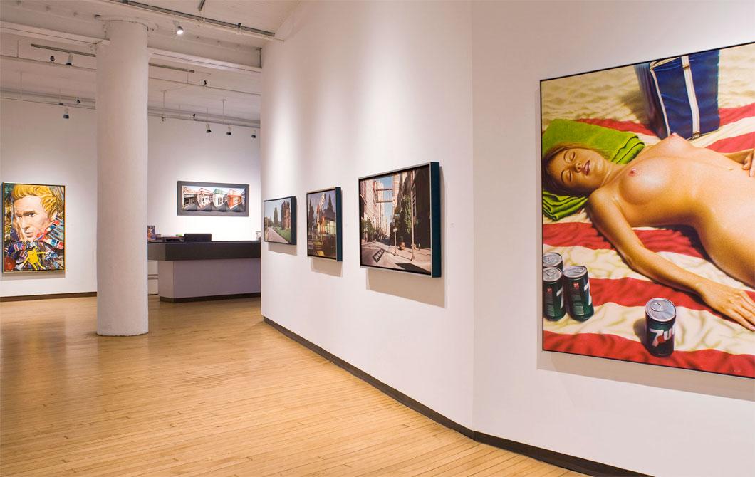 Galleries foto